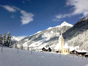 Winter im Defereggental - Oberweissen Hittl