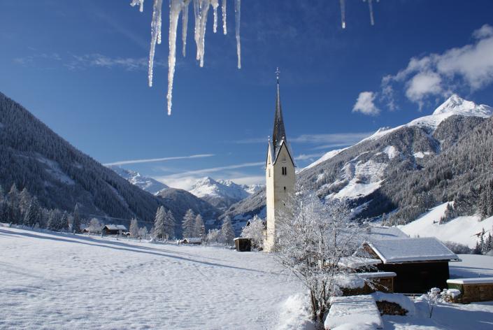 Winter im Defereggental - Oberweissen Hittl